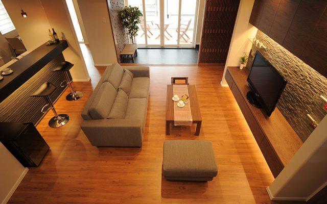 「空間をデザインするスマートハウス」2013桜台モデルハウス