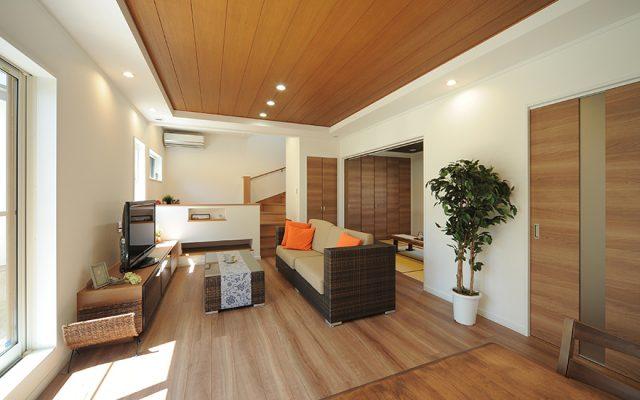 26畳の大空間に、人気&こだわりアイテムがつまった家