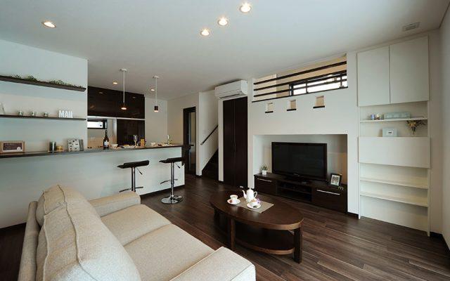 収納&中二階&ロフト3層空間のあるとっておきの我が家
